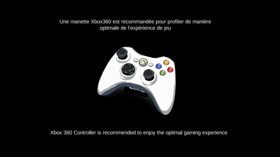 Xbox pad dans Aurion